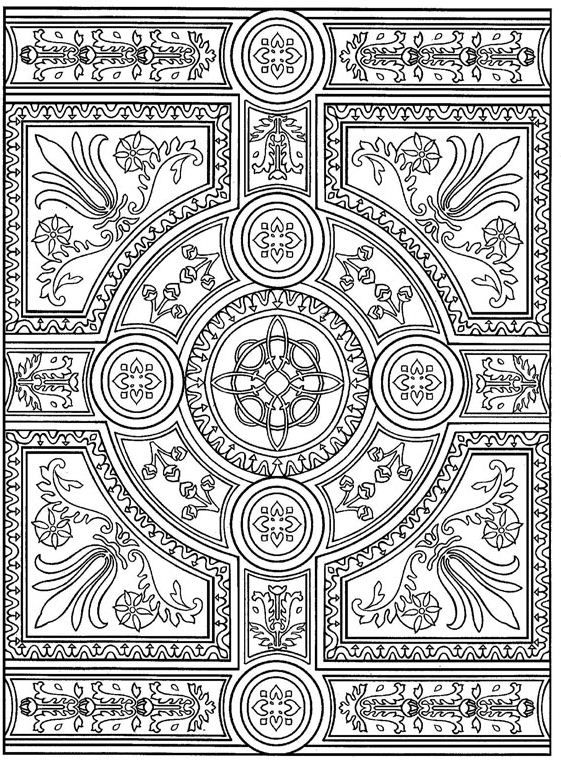 Coloring Page Tiles On Kids N Funcouk Fun You Will Always Find The Best Pages First