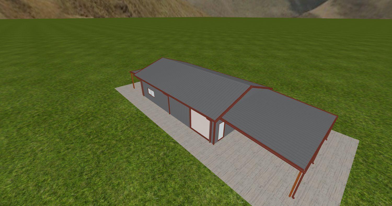 Cool 3D #marketing http://ift.tt/2hhmZGw #barn #workshop #greenhouse #garage #roofing #DIY