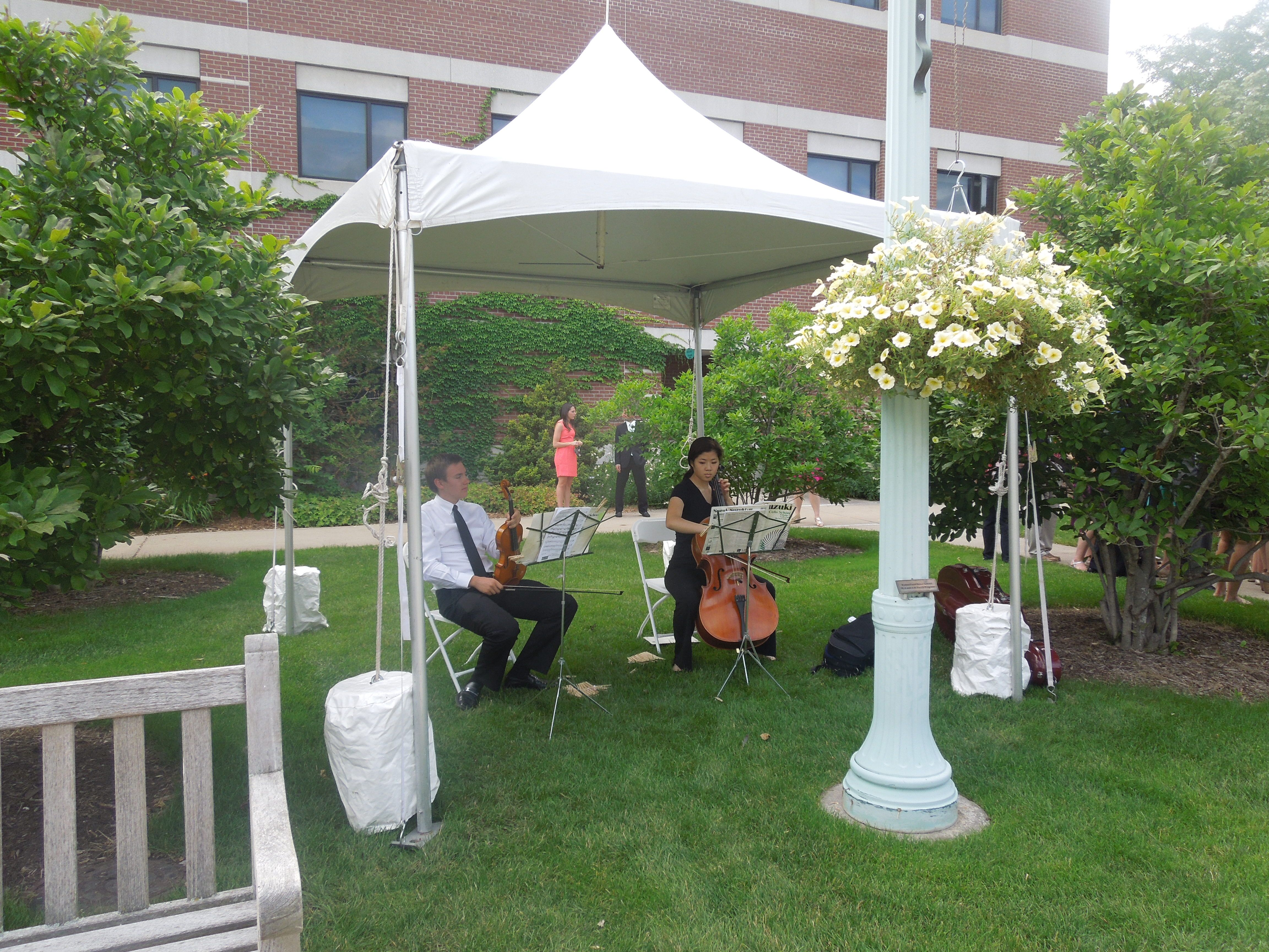 Live Music Wedding Ceremony