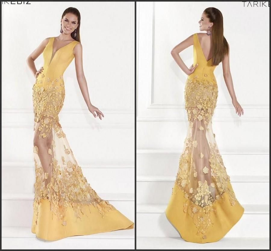 Tarik Ediz Evening Gowns