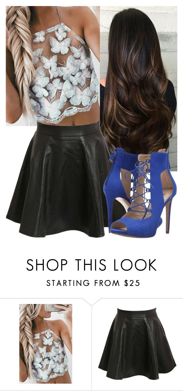 """""""Untitled #8655"""" by carmellahowyoudoin ❤ liked on Polyvore featuring Pilot and GUESS"""