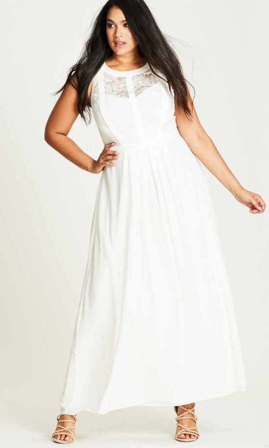 12 Plus Size White Party Dresses In 2018 Fabulous Styles