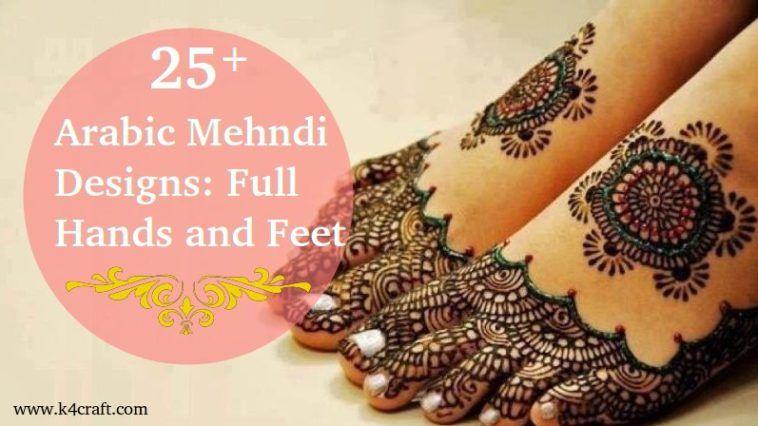 beautiful arabic mehndi designs full hands and feet also stylish rh pinterest