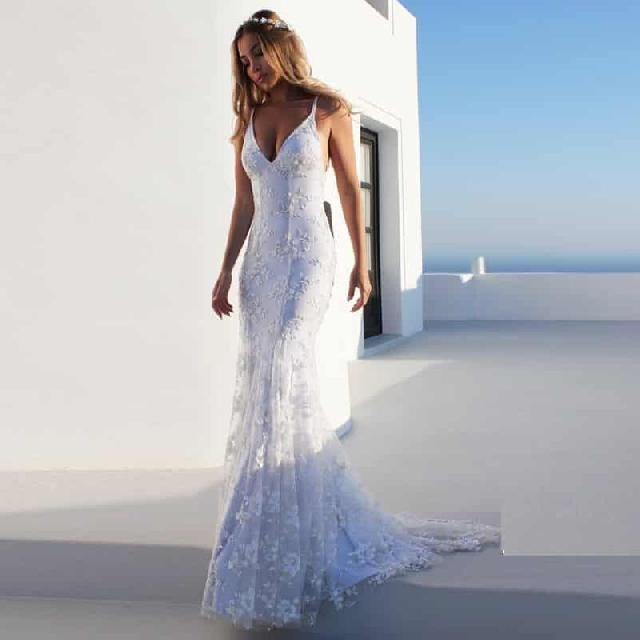 Photo of You are looking for your white outfit, your white dress or your …