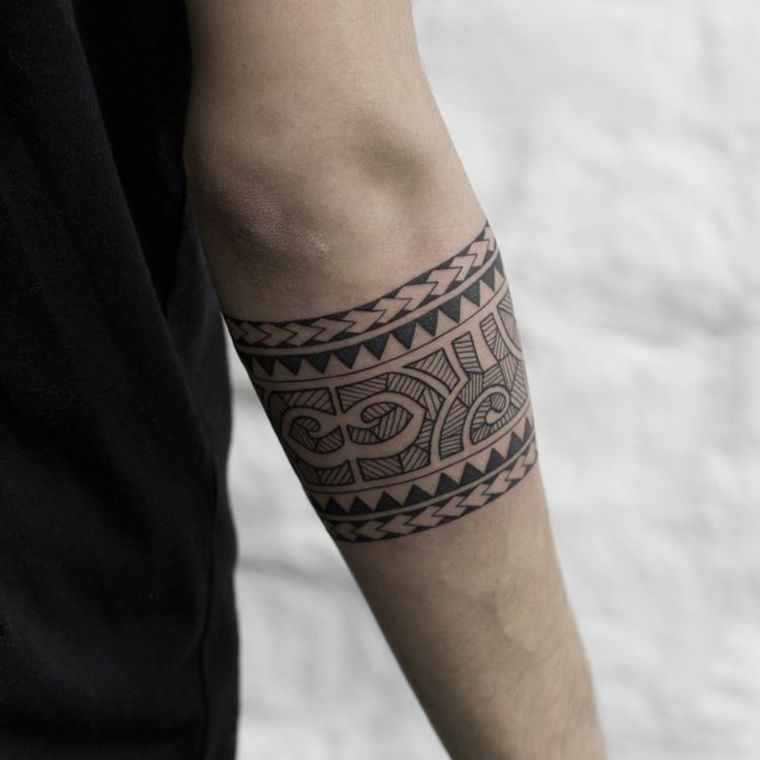 Tatouage Maori Idee Tatouage Bras Design Tatouage Homme Bras