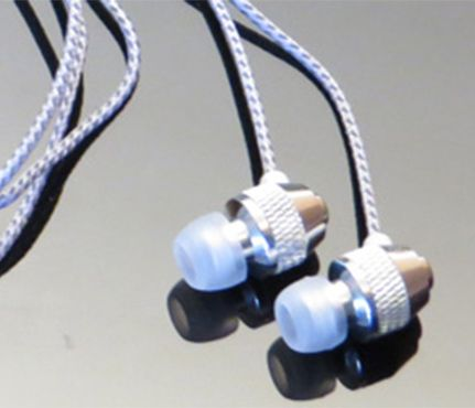 Best Gear for Nighttime Runs: Far End Gear Brite Buds Reflective Cord Earbuds, $22.95. #SelfMagazine