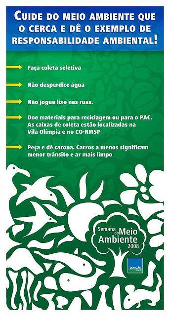 Banner Semana Do Meio Ambiente Com Imagens Semana Do Meio
