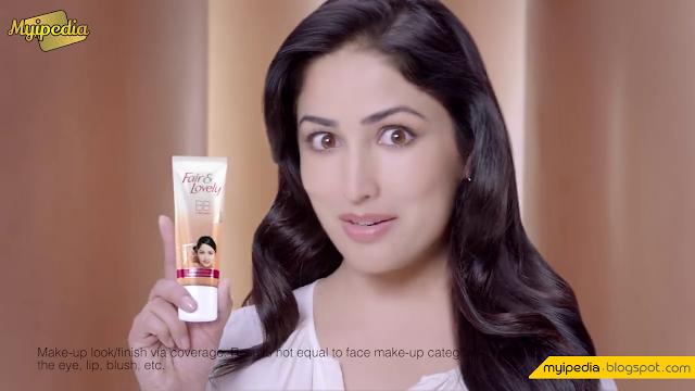 Yami Gautam in Fair & Lovely BB Cream TVC 2016 | TV Commercial