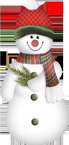 Tubes noel bonhommes de neiges christmas clip art christmas snowman christmas decorations - Clipart bonhomme de neige ...