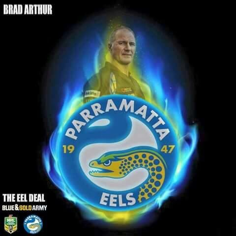 Pin By Barry Dickson On Parramatta Eels Rugby League Football Team League