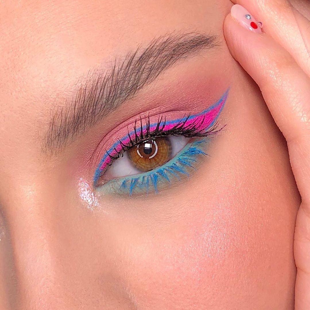 Photo of O boom das maquiagens ultra criativas: entenda o movimento que tem a série Euphoria e a atriz Lucy Boynton como referência | Dia de Beauté