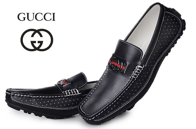 Authentic Gucci Men Shoes from China