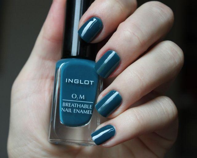 halal breathable nail polish Inglot O2M | Desi Design | Pinterest ...