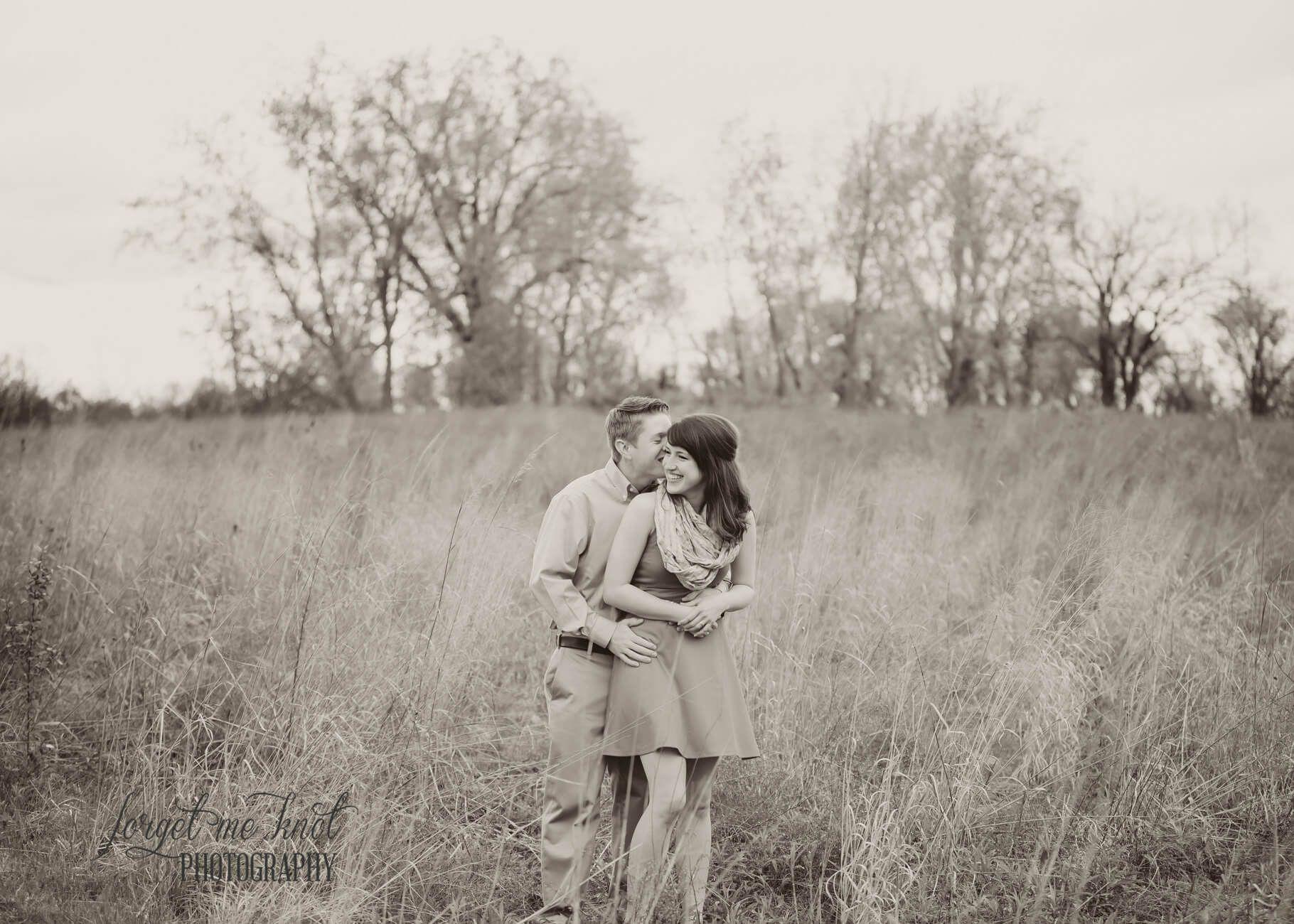 Columbus Ohio Engagement Photography Katie Chris Engaged