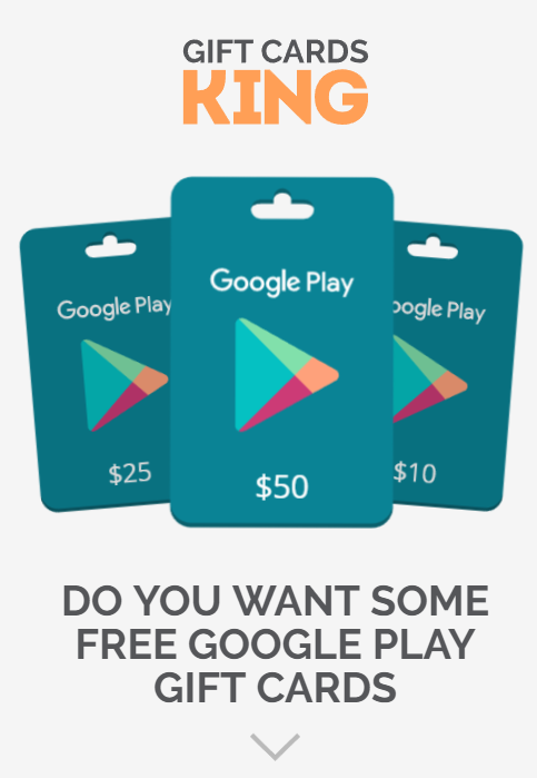 How To Get Free Google Play Gift Card Codes 2020 Hello