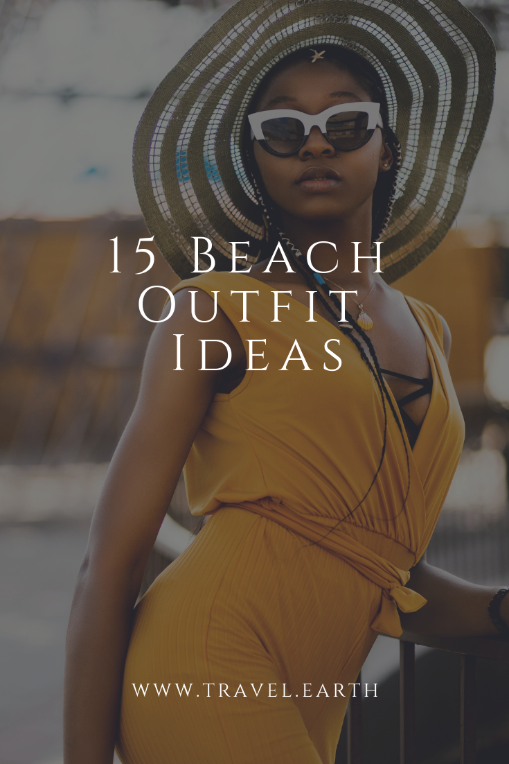 7a4903dce63e 15 Beach Outfit Ideas for Girls to turn your Beach Time into a Fashion Trip