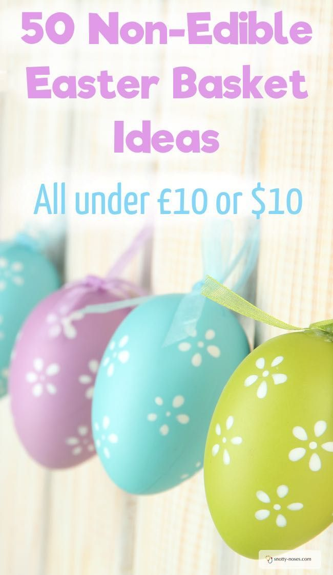 50 easter gifts for kids under 10 pinterest stocking fillers 50 easter gift ideas under 10 or 10 if you are looking for a non chocolate gift for easter here is the ultimate list of easter gifts that will get negle Images