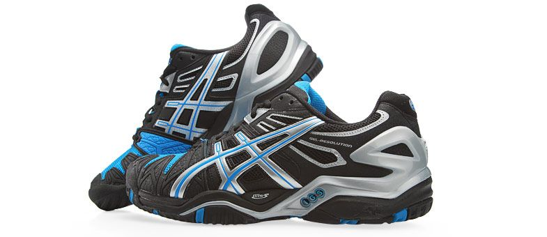 Why are the #Asics Gel Resolution 5's one of the best shoes on the market