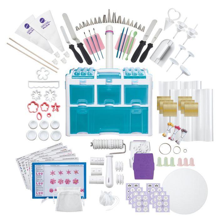 Wilton® 263-Piece Ultimate Decorating Set Tool Kit | Cake ...