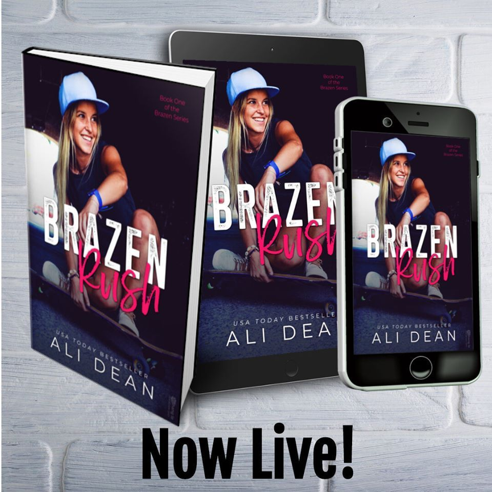 Hot New Series by Ali Dean in 2020 Sports romance