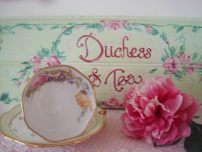 Rose Tea Cottage - very neat blog