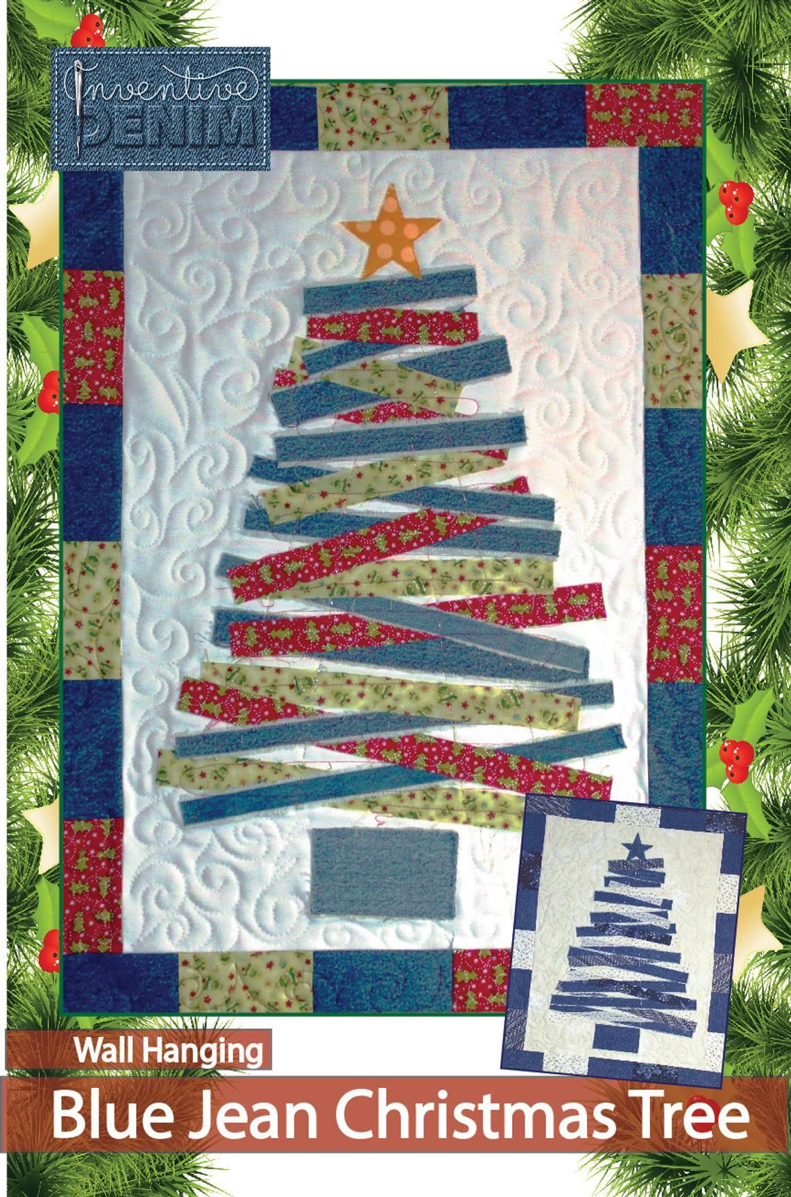 Pdf Download Jean Christmas Tree Wall Hanging Christmas Tree