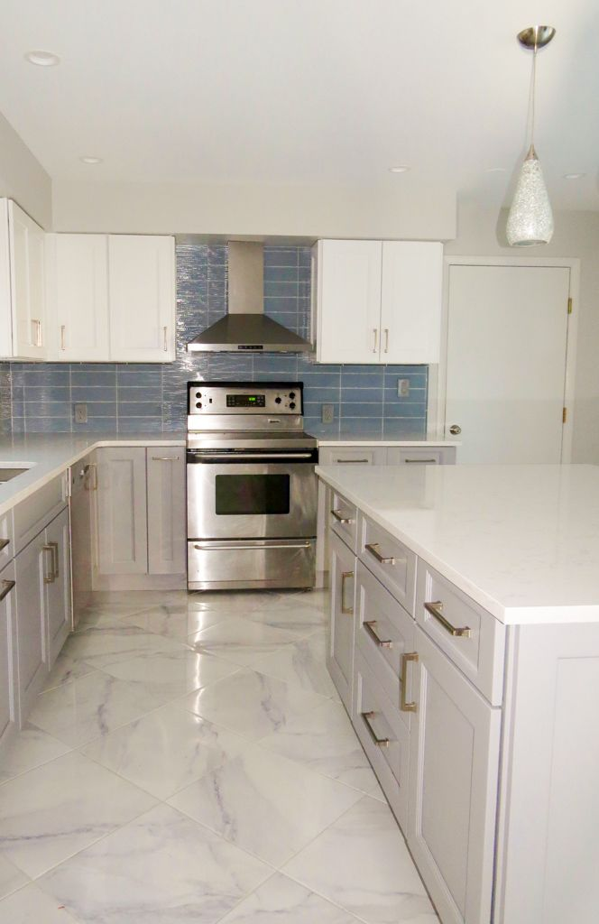 New Rochelle Modern Kitchen Remodeling Project Gustavo Minimalist Enchanting Home Interior Remodeling Minimalist