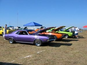 Beautiful.  My hubby has a car almost just like the purple one.