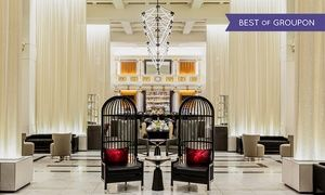 Groupon Stay At Boston Park Plaza Hotel With Dates Into September In Deal Price 89
