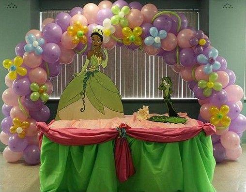 Princess Tiana Themed Party Princess Tiana Tiana Birthday Party Princess Tiana Birthday Party Princess Tiana Party