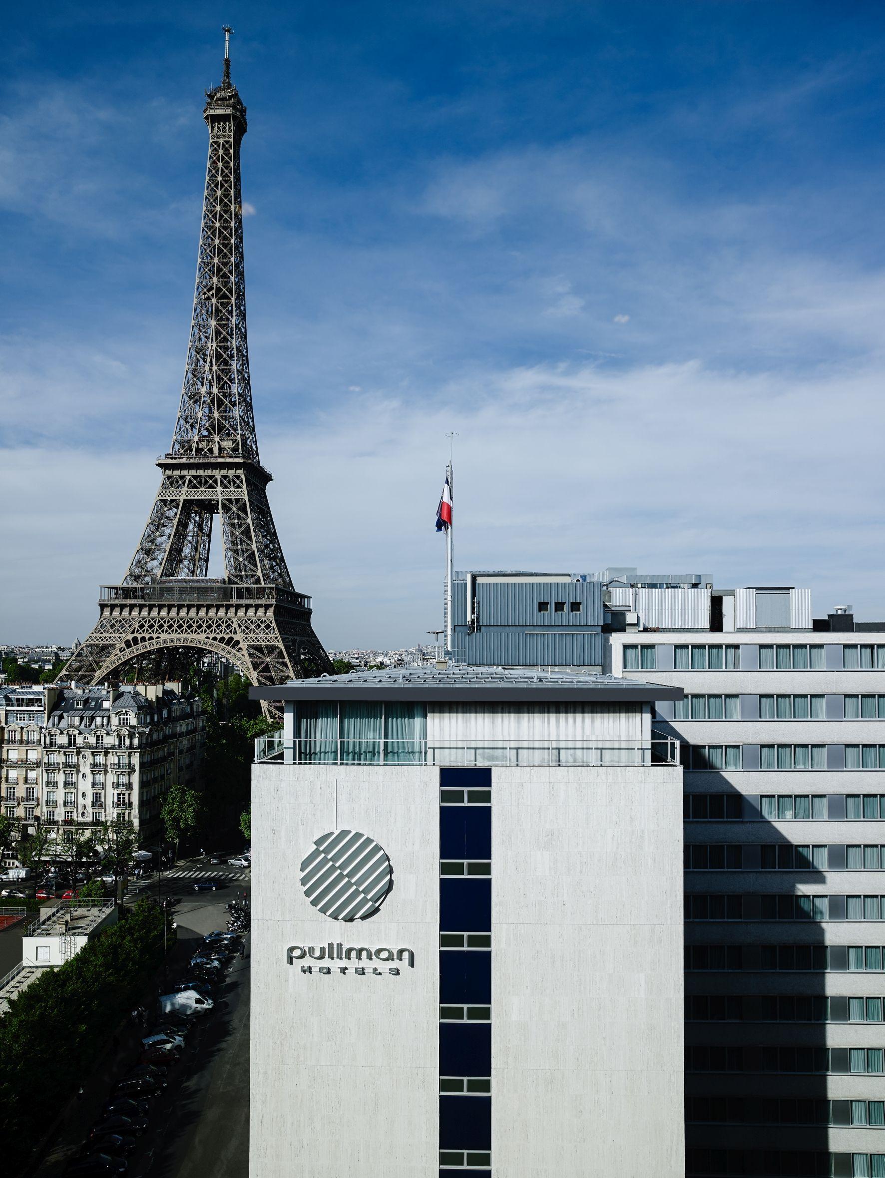 Pullman Paris And #eiffeltower France