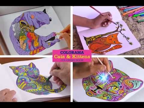 Colorama Cats Kittens