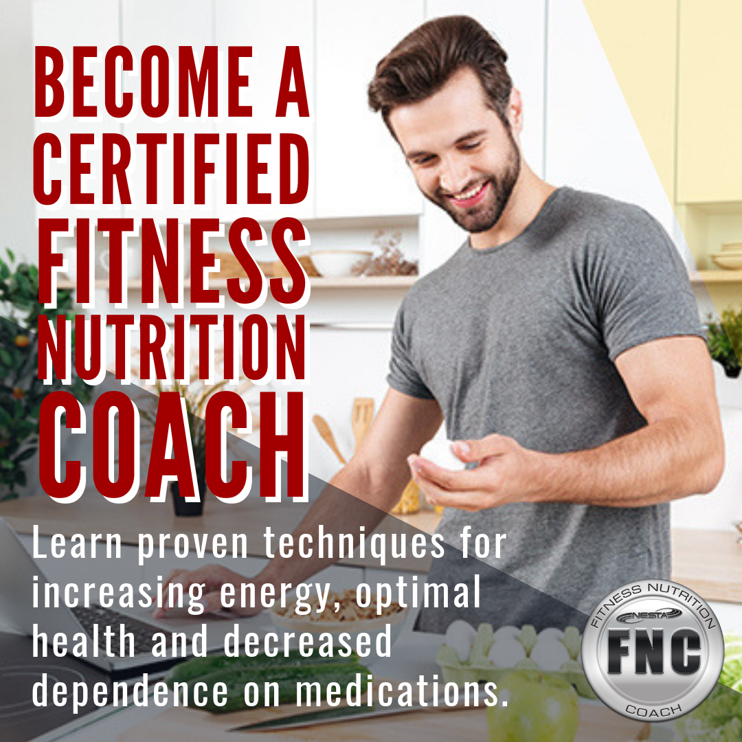 a Fitness Nutrition Coach. Learn about optimal
