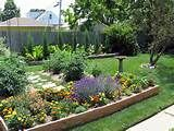 Image detail for -ideas at organic vegetable gardening blog Dry garden landscaping ideas ...