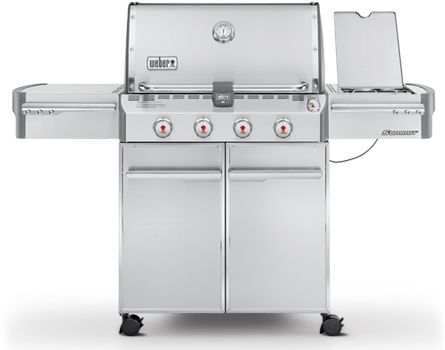 What Is The Difference Between The Weber Spirit Genesis And Summit Series Bbq Grills Gas Grill Reviews Propane Gas Grill Gas Grill