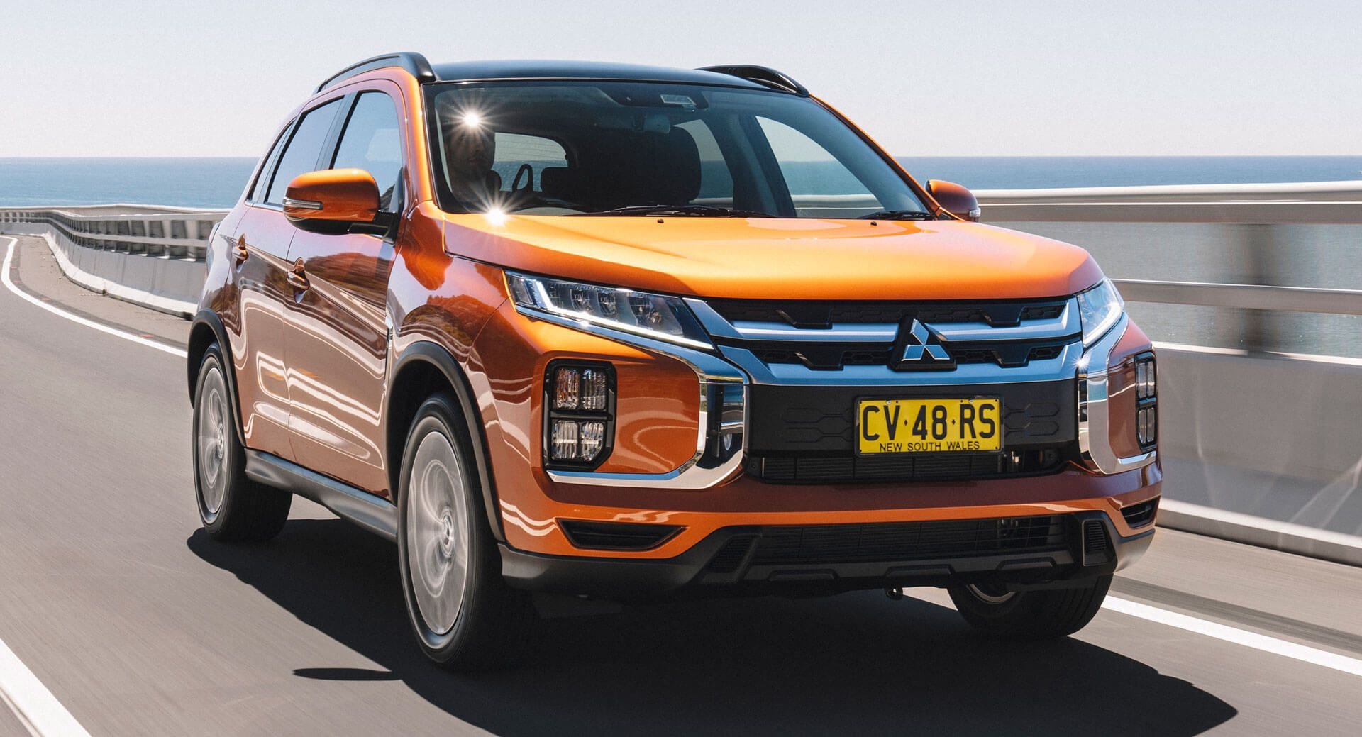 2020 Mitsubishi Asx Gets 24 990 Starting Price In Australia Mitsubishi Name Plate Australia