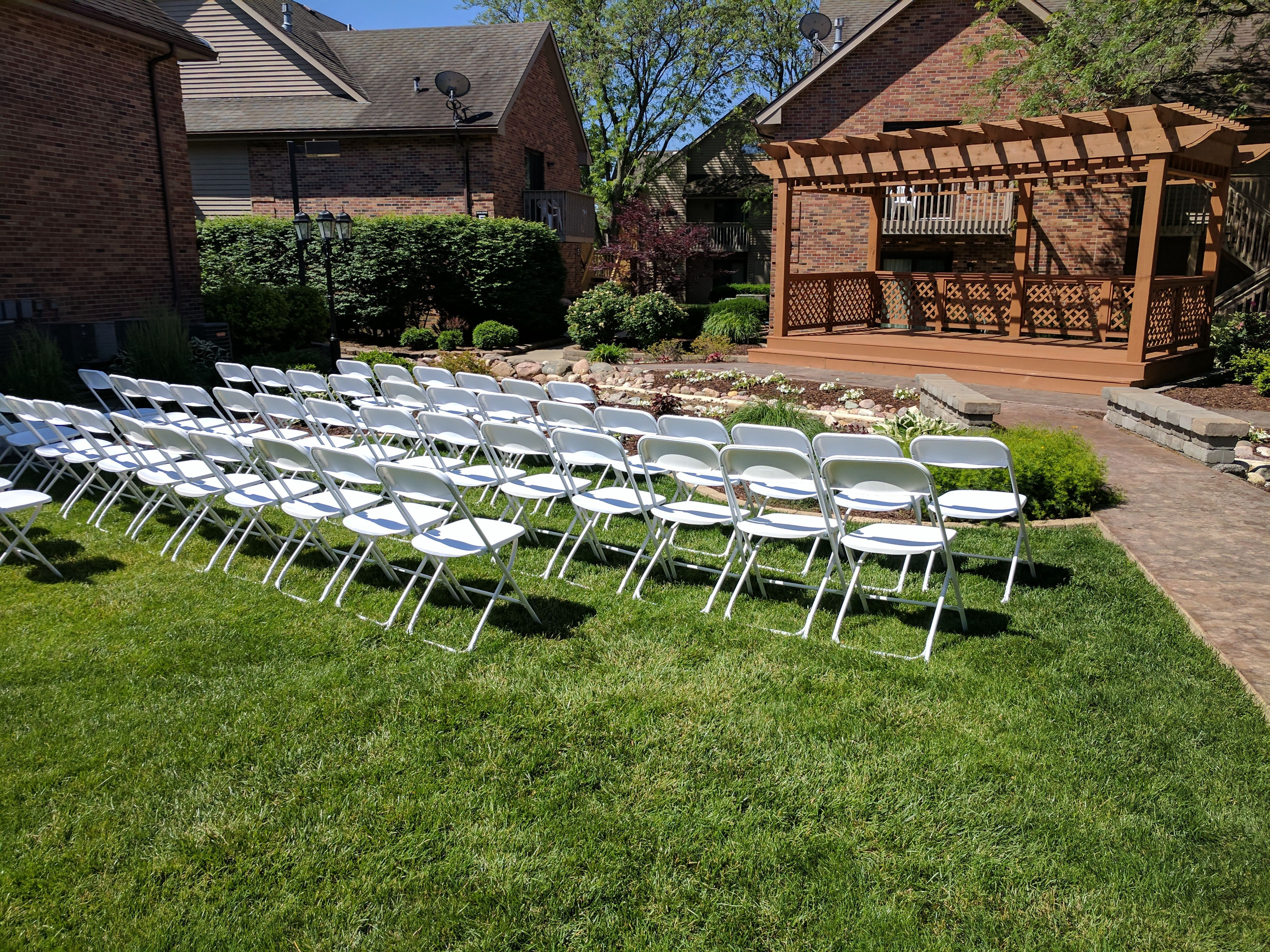 Beautiful Ceremony Space At Eastland Suites Using Our