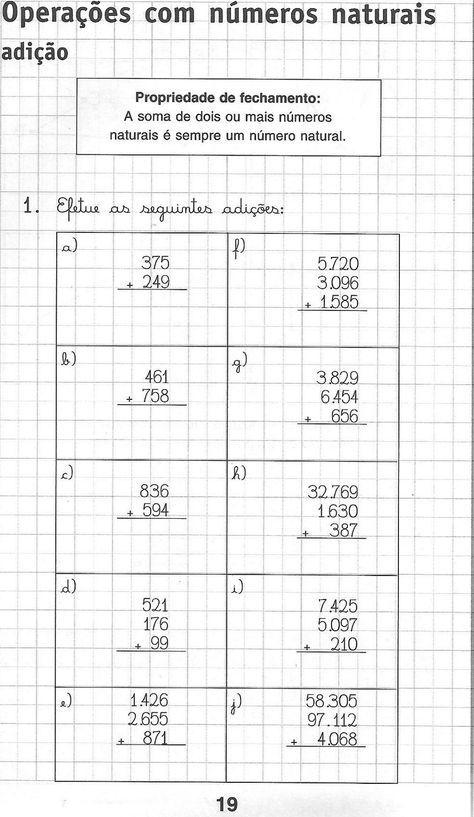 Pin Em Pasta De Matematica 5 Ano