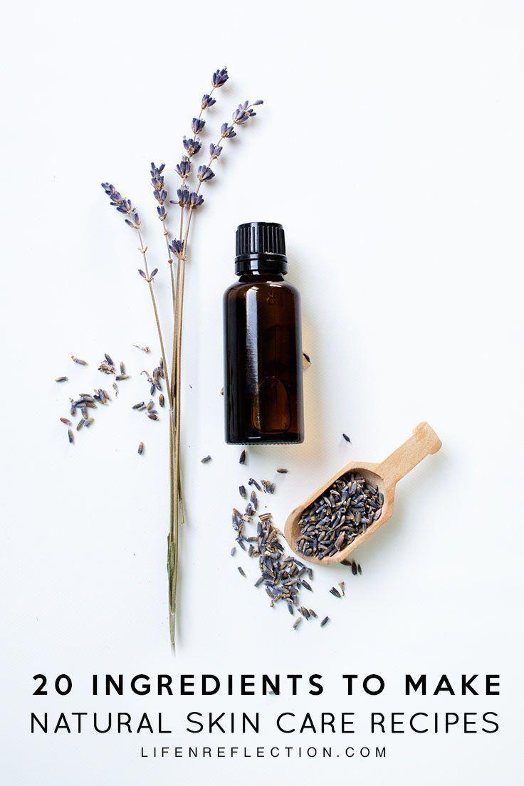 20 must have diy natural skin care essentials for start