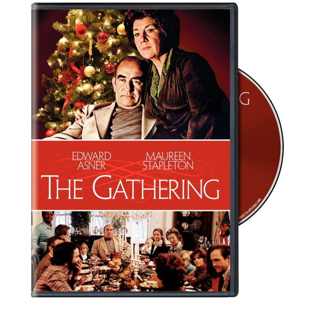 The Gathering, 1977, Ed Asner, Maureen Stapleton. Like