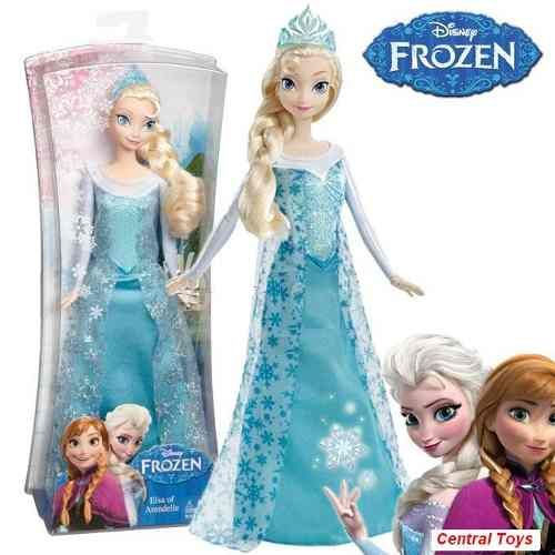 boneca frozen