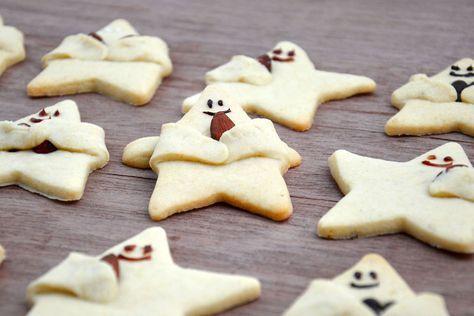 Biscotti Di Natale 1 Uovo.Biscotti Di Pastafrolla300 G Farina Per Biscotti Di Natale 200 G
