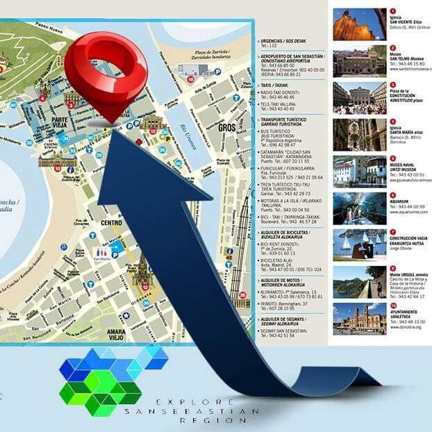 Donostia inaugura hoy, 1 de julio, una nueva oficina de Explore San Sebastian Region en el Boulevard junto a la oficina de San Sebastián Turismo http://bit.ly/290NA3E