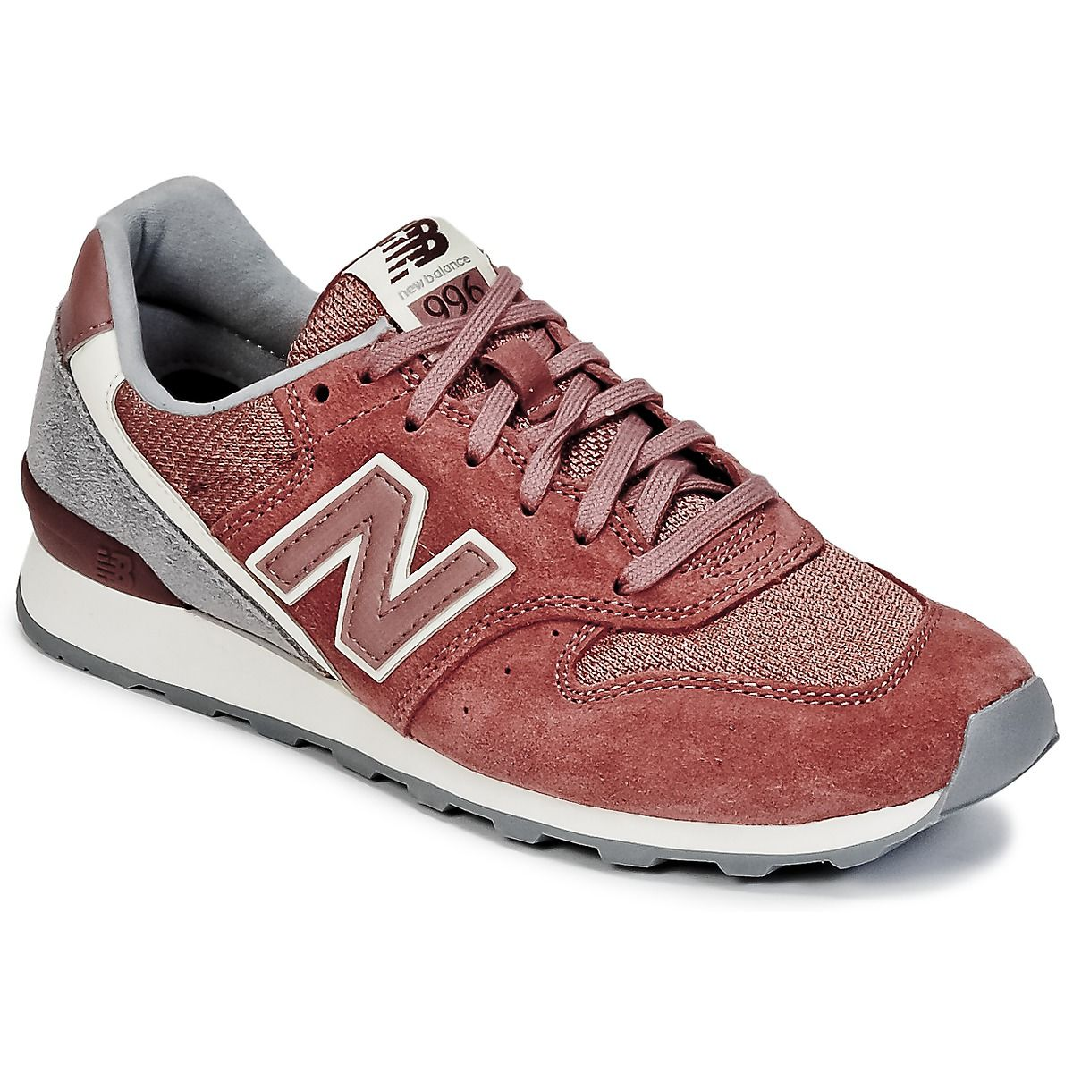d4aa9d3a645b These sport chic trainers from New Balance are an absolute must have.  Another great feature  A fabric lining and a synthetic sole. Simply  essential for your ...