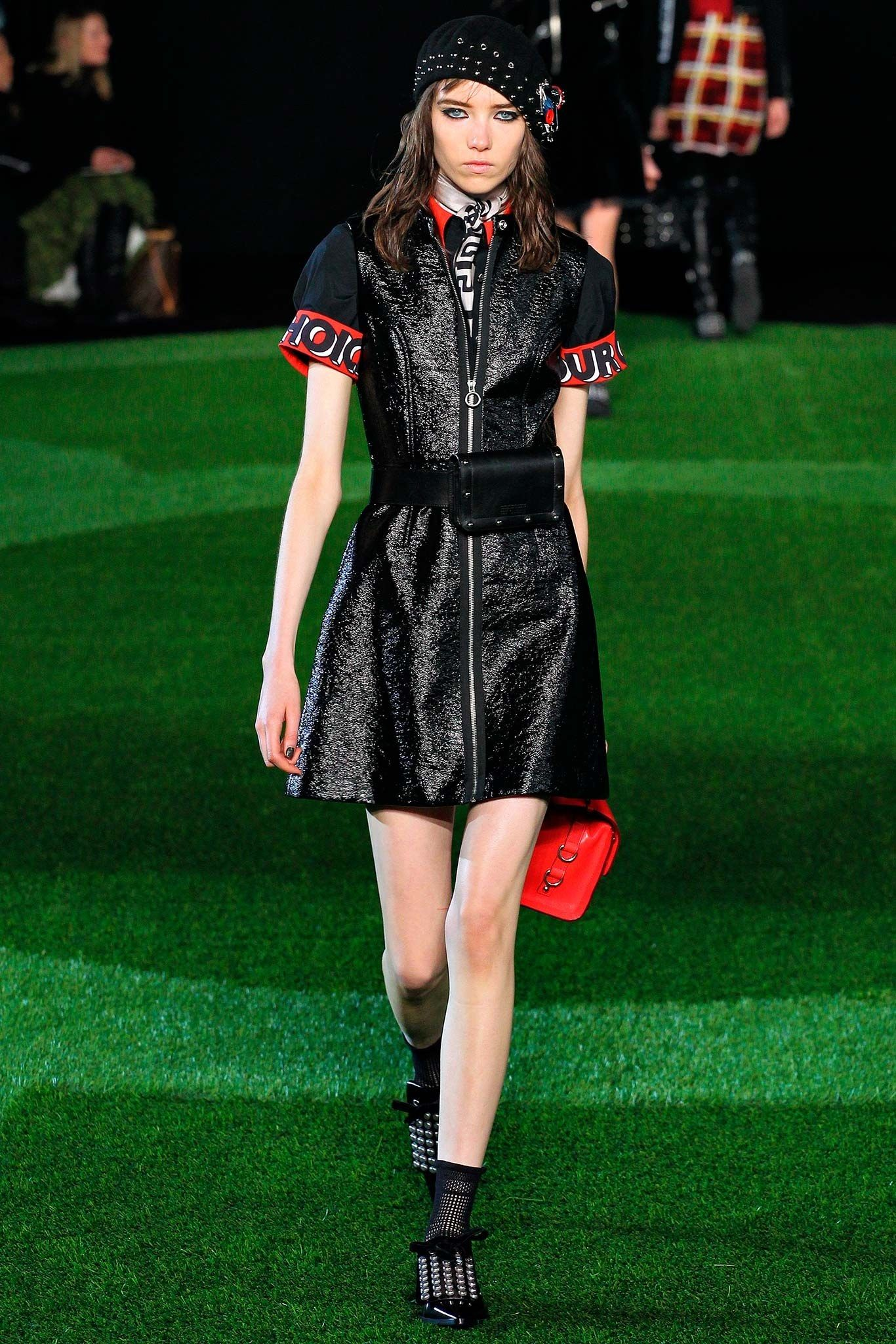 Marc by Marc Jacobs Fall 2015 Ready-to-Wear Fashion Show -Look 22, Grace Hartzel