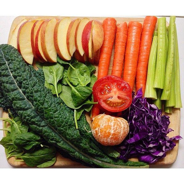 Try veggies !
