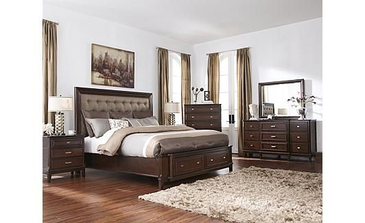 Larimer Panel Bedroom Set King Bedroom Sets Bedroom Set Bedroom Sets