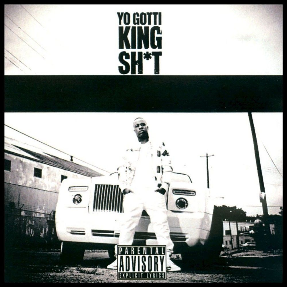 Yo Gotti - King Sh*t [Explicit Lyrics] (CD)