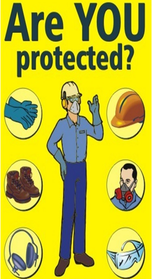 Safety shoes should feature antistatic, slip resistant