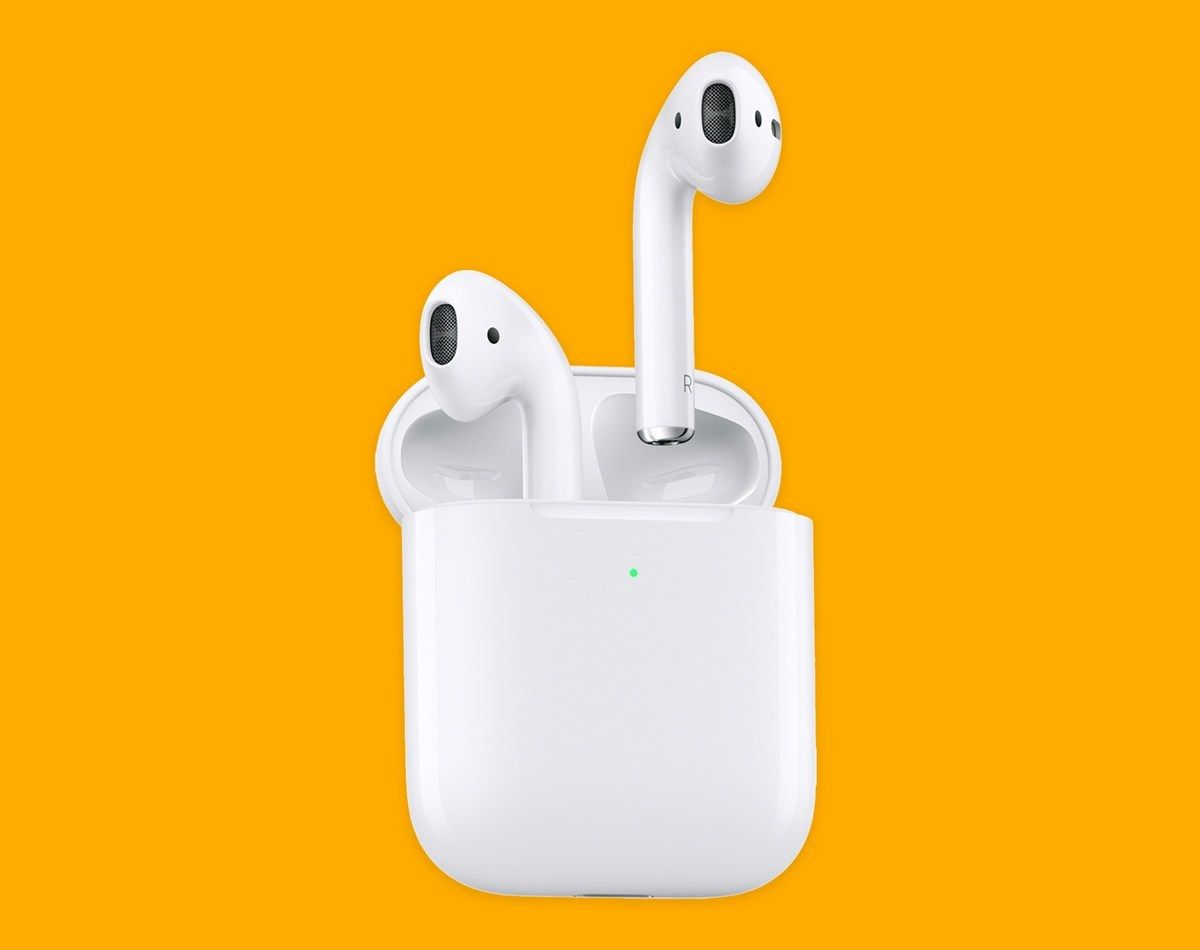 New Apple Airpods End Headphones 2019 Apple Update Apple Apple Products